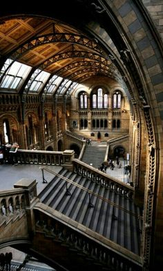 Brithis Museum Londres