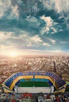 Mi querido 5to. nieto no va a estudiar, va a jugar fútbol... Soccer Stadium, Football Stadiums, Football Soccer, Football Cards, Football Wallpaper, World Of Sports, Real Madrid, Around The Worlds, Places To Visit
