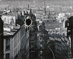 """Broken Plate"" André Kertész"