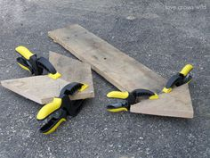 Diy Wood Pallet Arrow