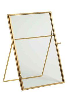 Metalowa ramka na zdjęcia - Złoty - HOME | H&M PL 1