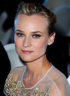 Kruger. To have that bone structure