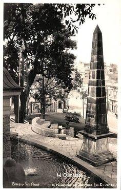 Obelisco da Memória - déc.1910