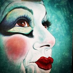 #contemporaryart #workinprogress #Tuscany #Painting #portrait #Painter #MonicaSpiccianiArt Monica Spicciani #Painter #Painting in #Tuscany #Italy #art #fineart #artist #studio #contemporaryart #portrait #italianpainter