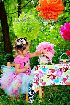 Be Inspired: Tea Parties