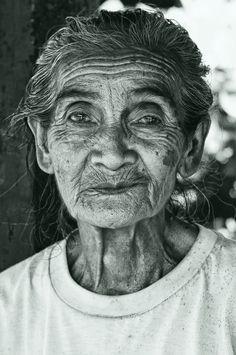 Balinese woman portrait