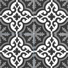 Ulfven Sort Ulfven Sort består av grått, hvitt og sort. Mønsteret er gammelt og klassisk. Flisen passer like godt inn i en sveitservilla fra begynnelsen av 1900-tallet som i et minimalistisk miljø. Klikk på bildet nedfor og se eksempler på det! Flismønsteret kommer også i tre andre farger (Sand, Kaffe og Nattfiol). Terrazzo, Cement, Terracotta, Tiles, Cabin, Interior, Inspiration, Black, Home