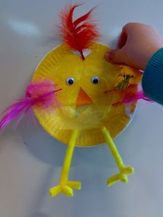 chicken easter primary school