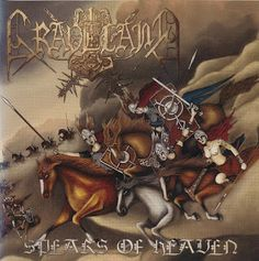 Spears of Heaven is the eleventh full length studio album released by the black metal band Graveland. It was released on No Colours Records . Doom 4, Extreme Metal, Thrash Metal, Punk Art, Death Metal, Metal Bands, Black Metal, Cover Art, About Me Blog