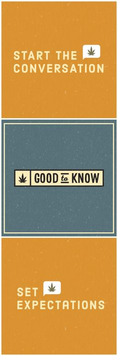 Important tips and information for talking to your teens about marijuana use. #GoodToKnow