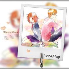 Vocaloid, Koi, Anime Couples, Cute Couples, Zutto Mae Kara, Nijiiro Days, Honey Works, Anime Ships, Gothic Lolita