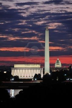 Can't wait to visit Washington DC again