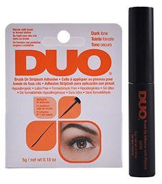 From 3.30 Duo Brush-on Adhesive Dark Tone 18 Oz.