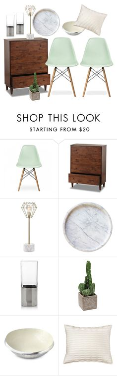 palette by dodo85 on Polyvore featuring interior, interiors, interior design, home, home decor, interior decorating, I Love Living, Ciel, JAlexander and Marc Blackwell