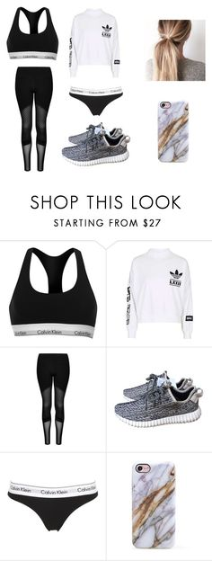 """""""Untitled #98"""" by alicia-goodin on Polyvore featuring Calvin Klein, adidas, Lorna Jane and Calvin Klein Underwear"""