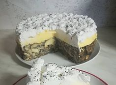 Non Plus Ultra, Food And Drink, Pudding, Favorite Recipes, Snacks, Cookies, Cake, Sweet Stuff, Kitchen