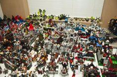 Lego sbírka - 1