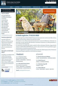 SitoWeb: www.fulcorossi.it