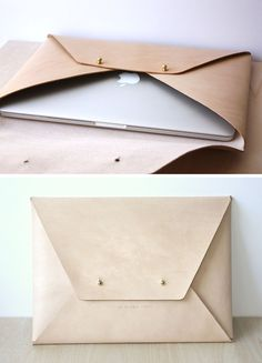 The Ultimate Gift Guide For The Modern Woman (40 Ideas!) // A laptop case is great for anyone who owns a laptop. A case or sleeve protects the laptop from the other things in a bag and gives you a better grip when carrying it on it's own.