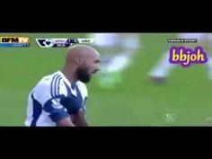 FOOTBALL -  NICOLAS Anelka fait une quenelle pour célébrer un but Soutient a Dieudonné - http://lefootball.fr/nicolas-anelka-fait-une-quenelle-pour-celebrer-un-but-soutient-a-dieudonne-2/