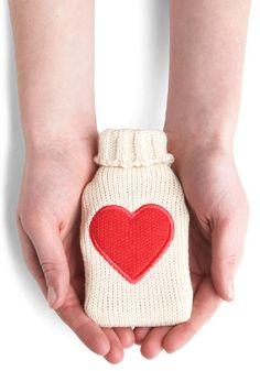 warms my heart hand warmer :)