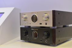 Marantz HD-DAC1 Black and Silver