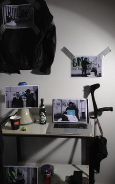 Iscenesat fotografi - taget og udstillet af studerende fra F11