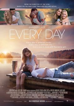 Every Day - new posters from New Zealand and the Philippines: https://teaser-trailer.com/movie/every-day/ #EveryDay #EveryDayMovie #AngourieRice #MoviePoster #NewZealand #Philippines