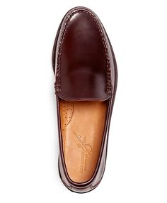 270523550a8 Rancourt x Brooks Brothers - Shell Cordovan Venetian Loafer