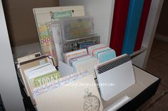 Mad Sky Designs: Project Life-Step One Organization