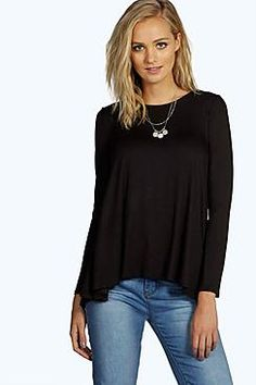 Tall Lora Sleeve Swing Tee