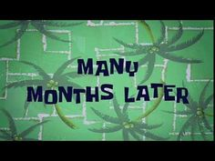 """When bae takes long ro reply .""""many months later"""" Spongebob Time Cards, Spongebob Episodes, Spongebob Memes, Spongebob Squarepants, Youtube Editing, Tired Of Waiting, Youtube Channel Art, Bad Puns, Text Pictures"""
