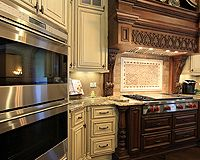 Luxury Traditional Kitchens