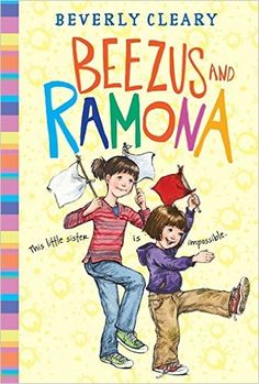 Beezus and Ramona: Beverly Cleary, Jacqueline Rogers: 9780380709182: Amazon.com: Books