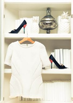 Because the Shoes Can Make the Ensemble. xx Dressed to Death xx #fashion #shoes #style #art