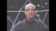 """PATTERN INTEGRITY From Robert Snyder's 80-minute documentary, """"The World of Buckminster Fuller."""" (c) Masters & Masterwork Productions, Inc. www.mastersmasterworks.com. - DVD available at mastersmasterworks.com Buckminster Fuller, Great Thinkers, Documentary, Integrity, Masters, The Twenties, Master's Degree, Data Integrity, The Documentary"""