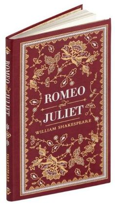 Romeo and Juliet (Barnes & Noble Leatherbound Pocket Edit...