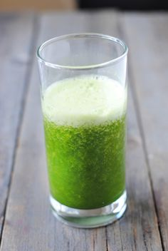 New recipe! Herb Power Smoothie http://ultimatepaleoguide.com/herb-power-smoothie/