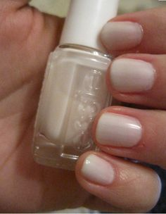 Giada De Laurentiis tweeted that she wears this color on Giada at Home. Essie Adore-a-Ball. Perfect for bridesmaids!