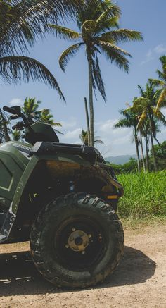 Montego Bay, Jamaica. Hop on an ATV for a one-of-a-kind adventure and travel over rugged terrain and deeper into the scenic countryside of the unknown.