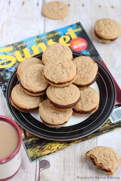 Fudge filled irresistible peanut butter cookies #Safewayholiday #PMedia #ad