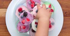 Un dessert santé qui se prépare en moins de 5 minutes... Les enfants l'adore!!! Freeze, Yogurt And Granola, Frozen Yogurt, Kids Meals, Healthy Snacks, Panna Cotta, Cocktails, Sweets, Ethnic Recipes
