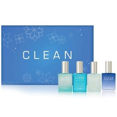 CLEAN Holiday Gift Set