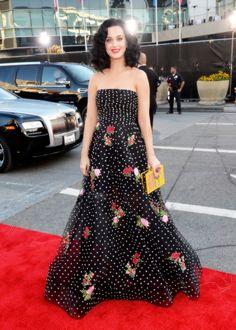 Katy at the 2013 AMA's.