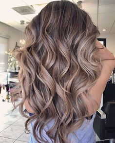 36 Light Brown Hair Colors That Are Blowing Up in 2019 - Style My Hairs Brown Hair Balayage, Brown Blonde Hair, Hair Color Balayage, Brunette Hair, Ashy Blonde, Beige Blonde, Brunette Color, Brown Hair Shades, Light Brown Hair