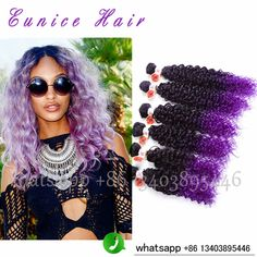 Jerry Curl Hair Weave Free Shipping synthetic braiding jerry curl hair extensions