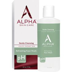 Alpha Skincare Refreshing Face Wash