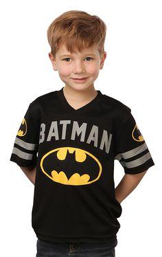 Batman Kids' Football Jersey