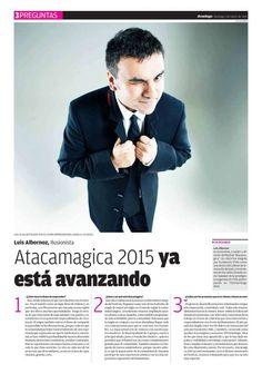 3 Preguntas. Diario Atacama 1