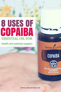 8 Daily Uses Of Copaiba Essential Oil Anna Öztürk - Essential Oil - Ideas of Essential Oil Essential Oil For Liver, Copaiba Essential Oil, Essential Oils Guide, Essential Oil Diffuser Blends, Essential Oil Uses, Young Living Essential Oils, Young Living Copaiba, Copaiba Oil Uses, Young Living Oregano